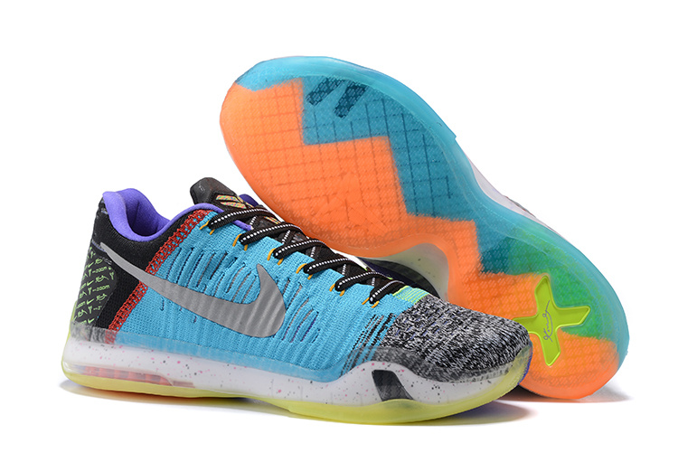 2016 Nike Kobe 10 Elite Low What The For Sale