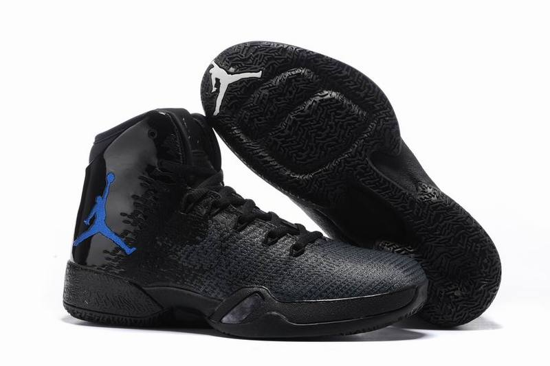 2017 Air Jordan 30.5 PE Black Blue For Sale