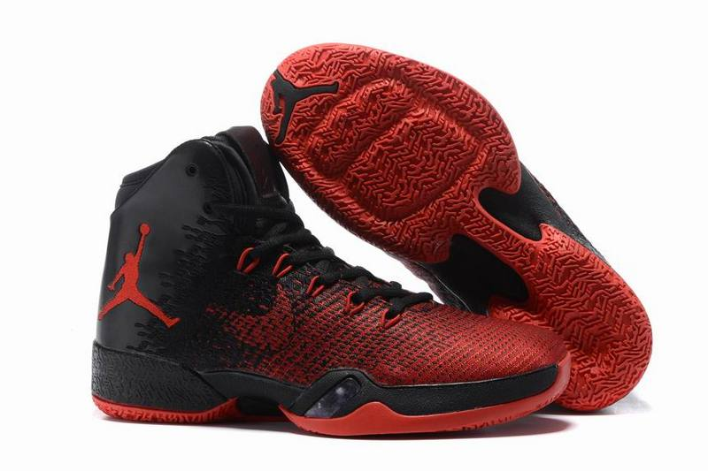 2017 Air Jordan 30.5 PE Black Red For Sale