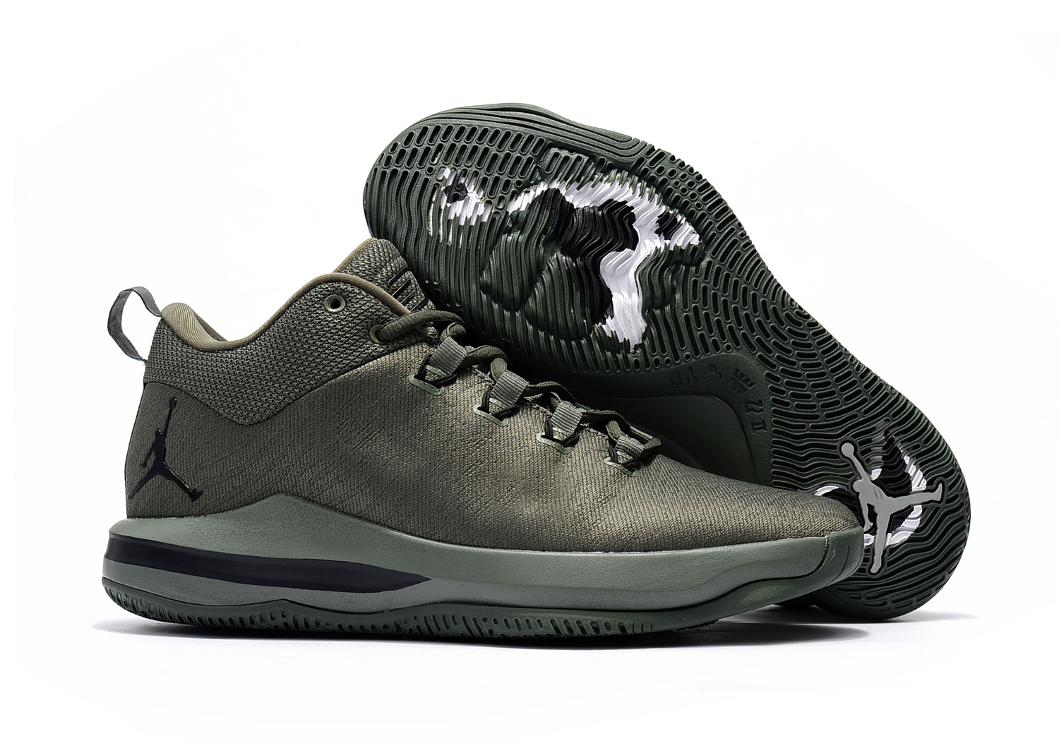 6e401593604 2017 Jordan CP3.X AE River Rock Black-Metallic Silver For Sale