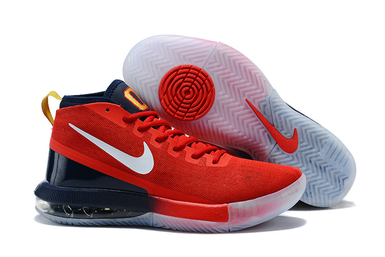 huge selection of dd46e aaafb 2018 Cheap Nike Air Max Dominate University Red White Navy Blue