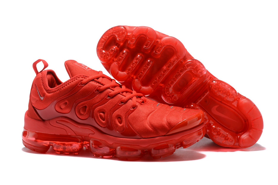 3f010017b29a 2018 NikeLab VaporMax x Cheap Nike Air Vapormax Plus Triple University Red