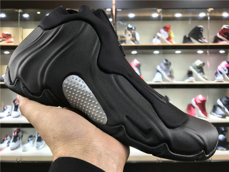 2018 Nike Flightposite x Cheap Nike Air Flightposite One Triple Black