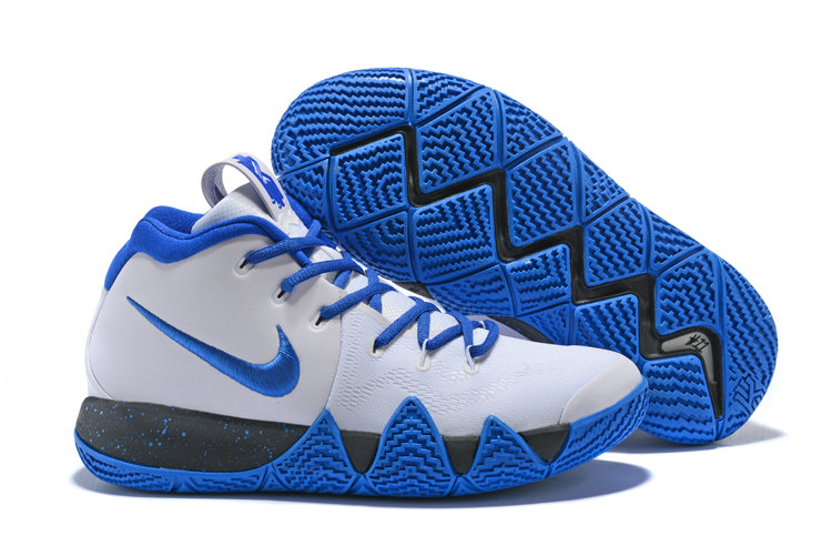 reputable site 38388 4807e 2018 Nike Kyrie Shoes x Cheap Nike Kyrie 4 Duke PE March Madness