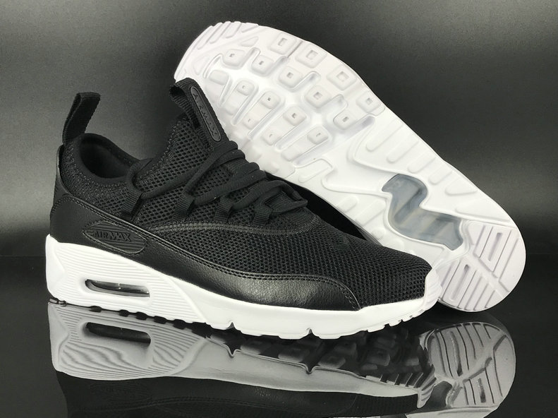 2fd9196128de7 2018 Nike Air Max 90 EZ Black White Cheap Sale - Cheap Nike Air ...