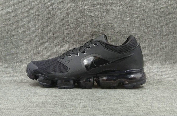 c3ddb03af059c 2018 Womens Nike Air VaporMax CS All Black Cheap Sale - Cheap Nike ...