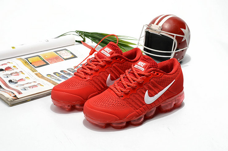 dee80c805f265 2018 Cheapest Sale Nike Air VaporMax For Kids University Red - Cheap ...