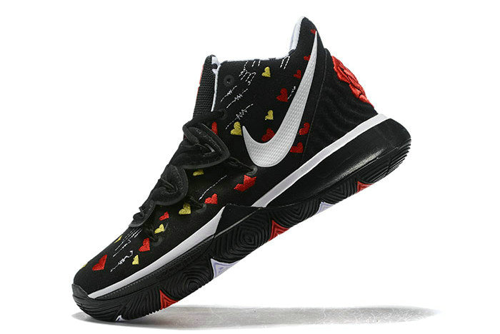 Where To Buy 2019 Sneaker Room x Nike Kyrie 5 Black Multi-Color For Sale