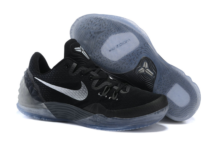 2019 Where To Buy Cheap Nike Zoom Kobe Venomenon 5 EP Black Gray 815757-001