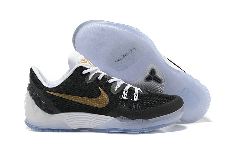 2019 Where To Buy Cheap Nike Zoom Kobe Venomenon 5 EP Black Metallic Gold-White 815757-071