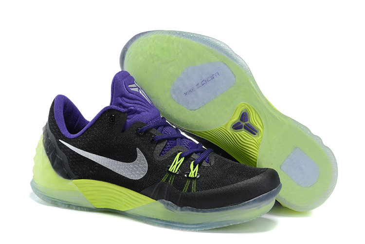 2019 Where To Buy Cheap Nike Zoom Kobe Venomenon 5 EP Black Purple-Volt 815757-005