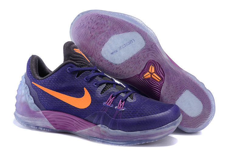 2019 Where To Buy Cheap Nike Zoom Kobe Venomenon 5 EP Court Purple Orange 815757-585