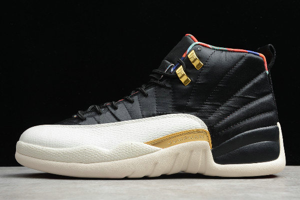 Where To Buy 2020 Air Jordan 12 Retro Chinese New Year CI2977-006 For Sale