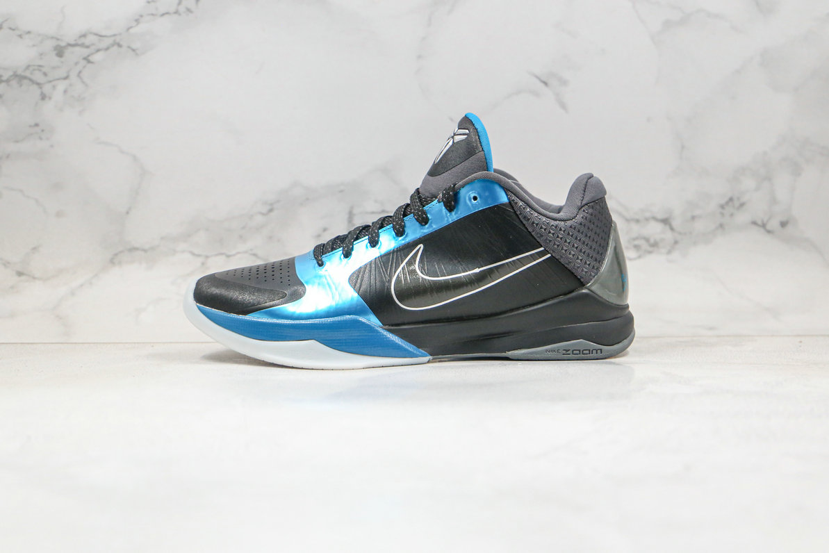 2020 Cheapest Nike Kobe 5 Dark Knight 386429-001