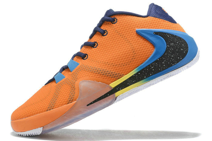 Where To Buy 2020 Nike Zoom Freak 1 All Bros Total Orange Midnight Navy-White BQ5422-800