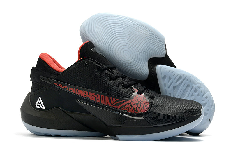 2021 Cheap Nike Zoom Freak 2 Black Red