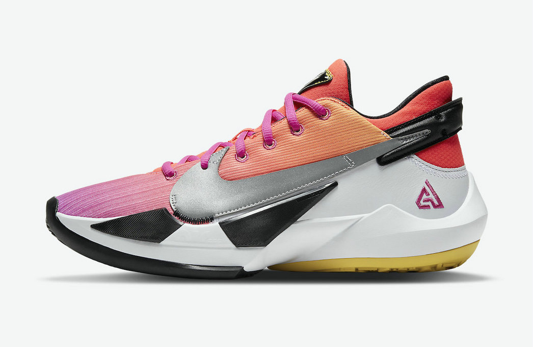 2021 Cheap Nike Zoom Freak 2 NRG DB4689-600