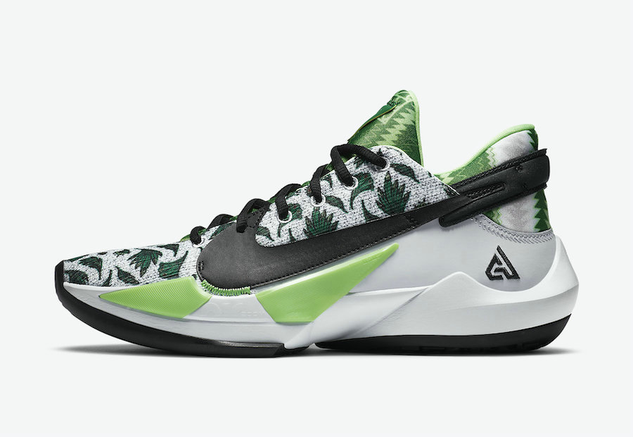 2021 Cheap Nike Zoom Freak 2 Naija DA0907-002