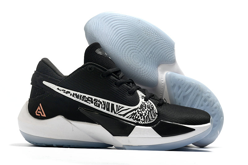 2021 Cheap Nike Zoom Freak 2 White Black