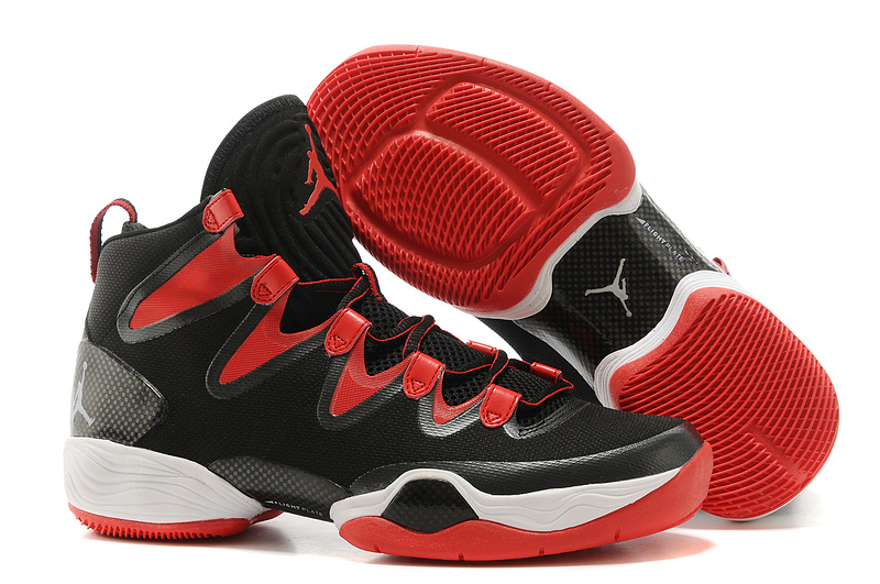 Air Jordans XX8 SE Black Red For Sale