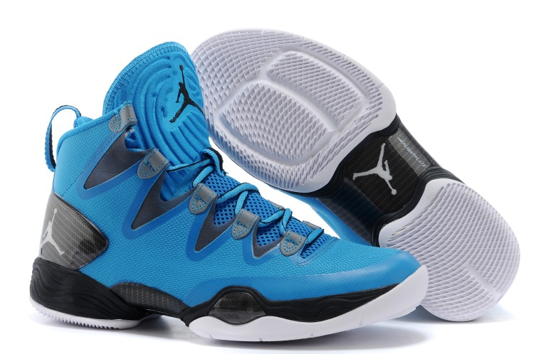 a056a23ae129 Air Jordans XX8 SE Dark Powder Blue White-Cool Grey-Black For Sale ...