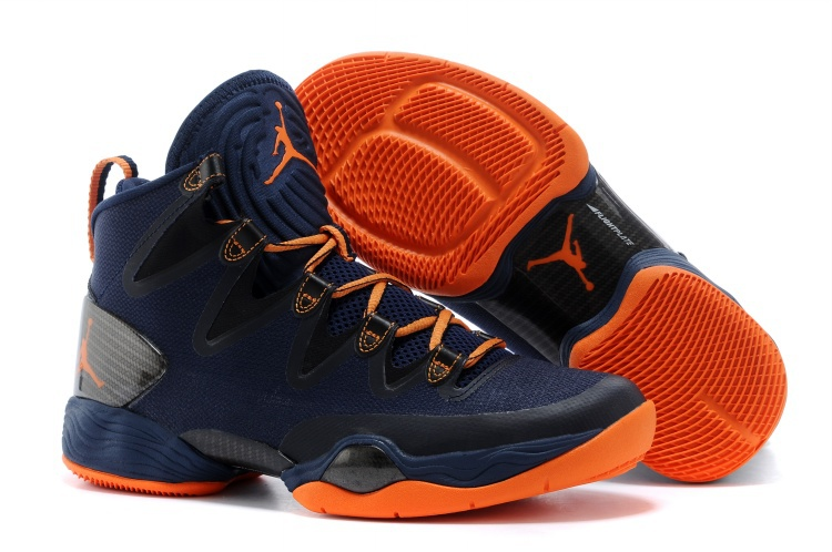 Air Jordans XX8 SE New Slate Atomic Orange-Black For Sale