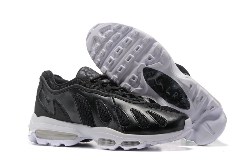 Air Maxs Cheap Nike Air Max 96 Black White