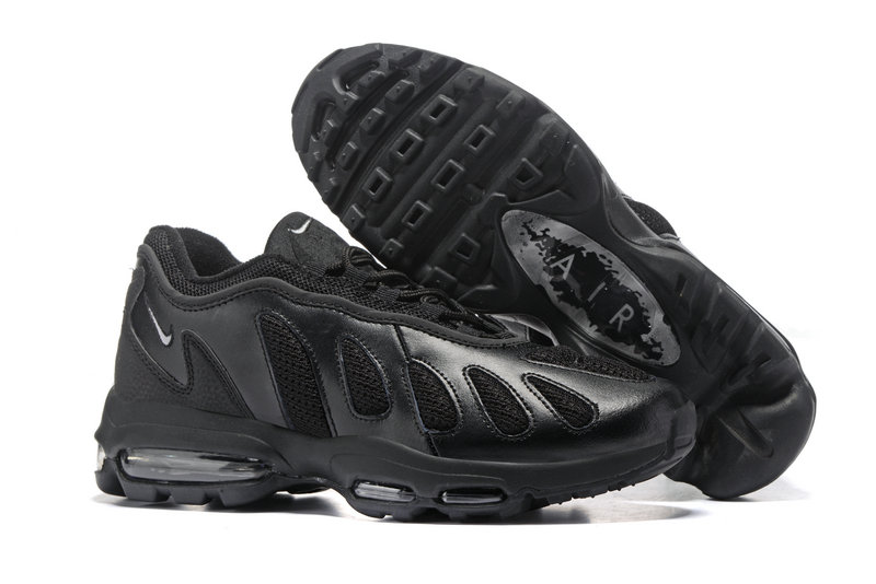 Air Maxs Cheap Nike Air Max 96 Total Black