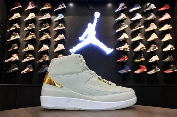 Cheap Air Jordan 2 Quai 54 For Sale