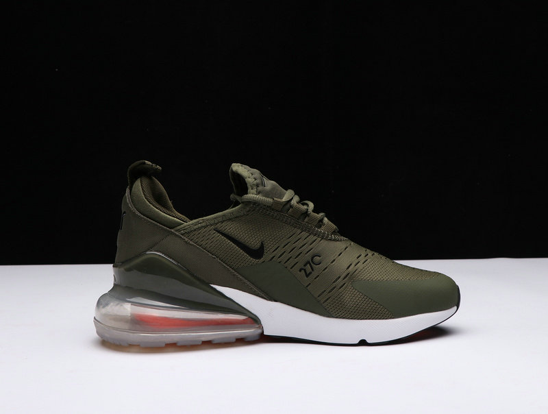 911a6b4b8e New 2018 Air Max Cheap x Nike Air Max 270 Medium Olive Release Online