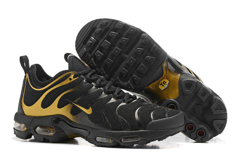 huge discount 14037 8003c Cheap Cheap Sale Nike Air Max TN Ultra Mens Gold Black