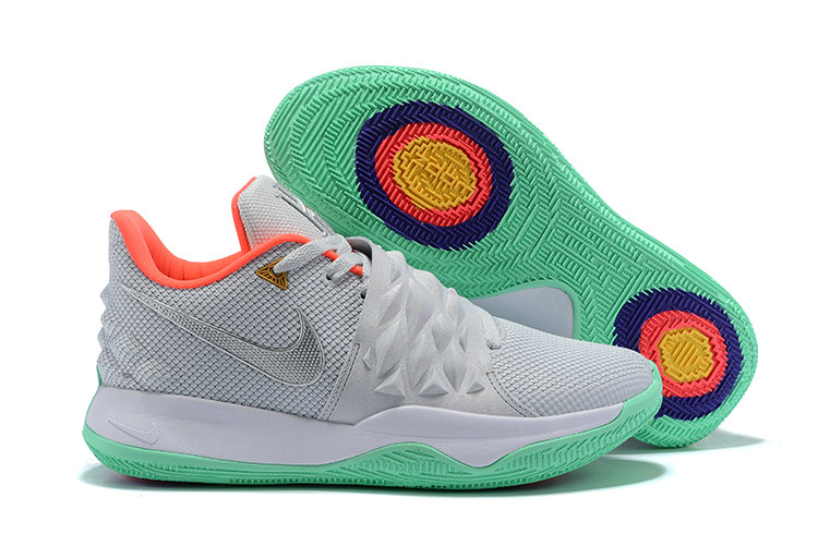 brand new 8526f deddc Cheap Nike Kyrie 4 Boston Celtics Green White Gold - Cheap ...