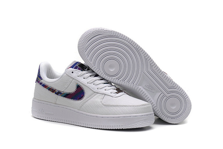 buy online 26d2e b20db Cheap Nike Air Force One Nike AF1 07 Womens White