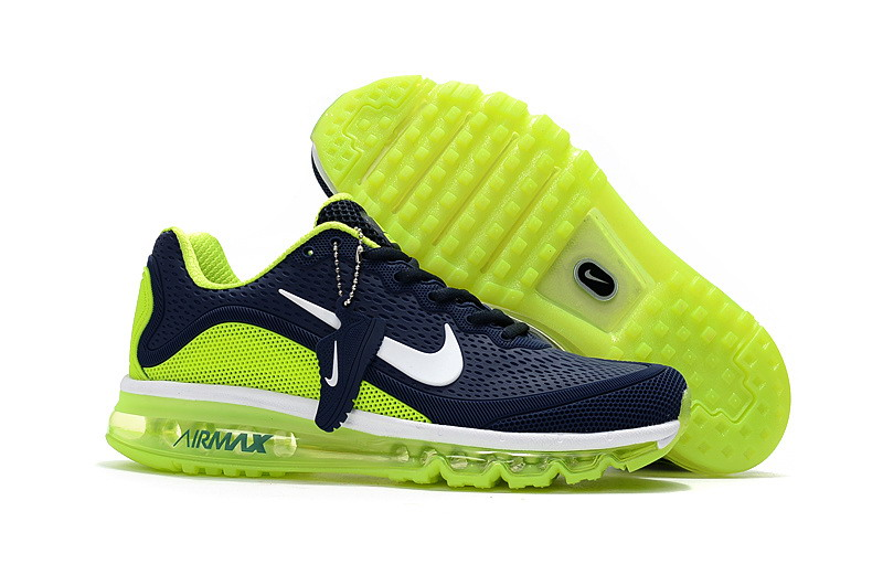 Cheap Nike Air Max Dominate Navy Blue Yellow Red On