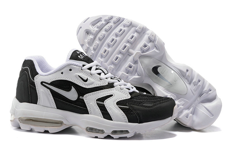 Cheap Nike Air Max 96 Black White