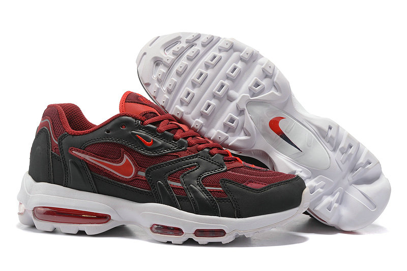 Cheap Nike Air Max 96 Red White Black