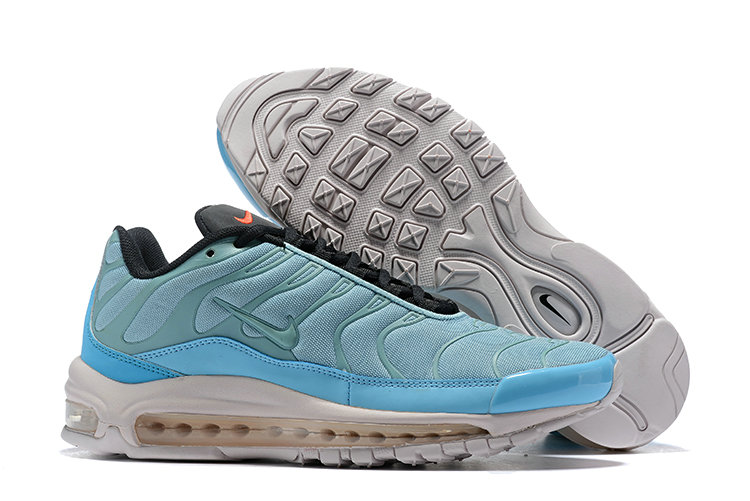 6998fd82a200 Cheap Nike Air Max 97 Plus Max TN Light Blue White - Cheap Nike Air ...