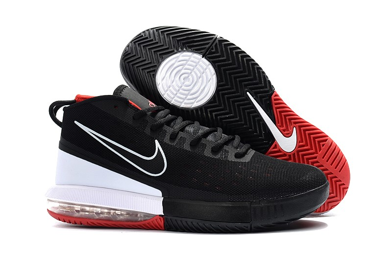 Cheap Nike Air Max Dominate EP Black White-University Red