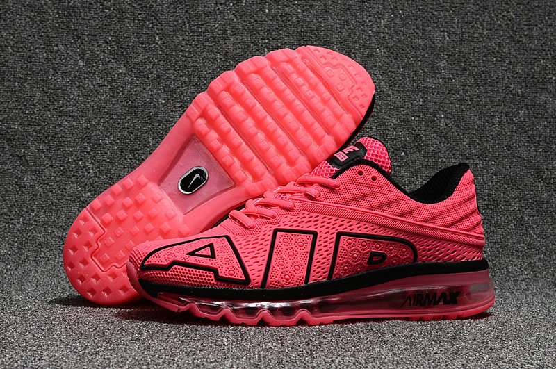 Cheap Nike Air Max Flair 2017 Mens Pink Black Sneakers