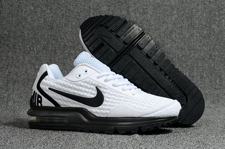 Cheap Nike Air Max LTD Black White Running Shoes