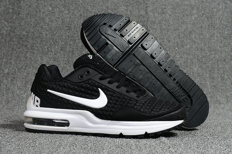 Cheap Nike Air Max LTD White Black Running Shoes