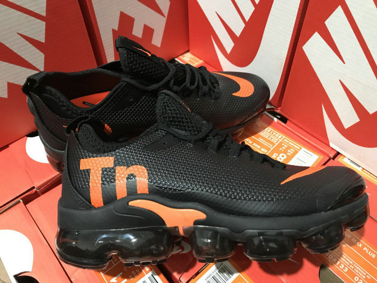 quality design a9362 e1904 Cheap Nike Air Max TN Plus VaporMax Black Orange - Cheap ...