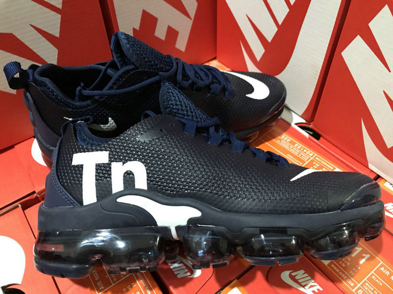 more photos 11b68 6e9c8 Cheap Nike Air Max TN Plus VaporMax Navy Blue White - Cheap ...