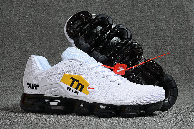 buy popular 25ba5 3a27e Cheap Nike Air VaporMax Plus TN Ultra Black White - Cheap ...