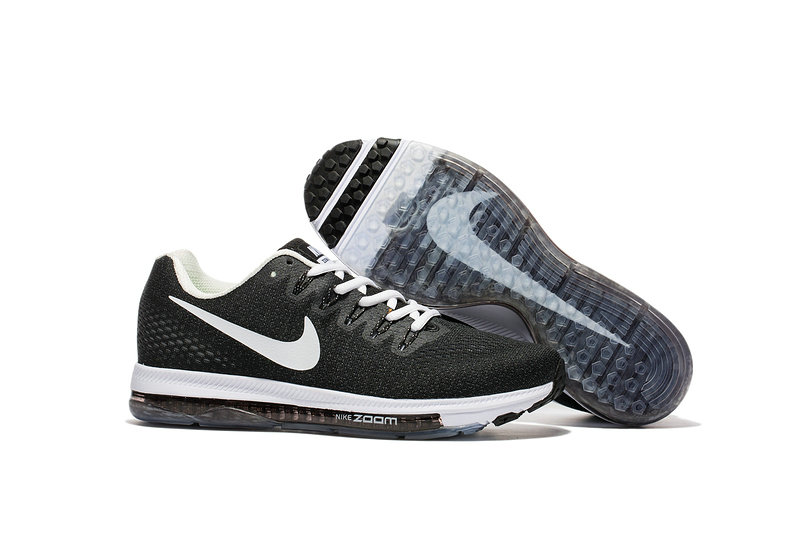 Cheap Nike Air Zoom All Out Flyknit Womens White Black Grey