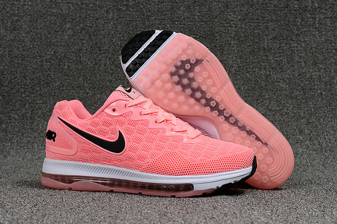 Cheap Nike Air Zoom All Out Womens Pink White Black Running