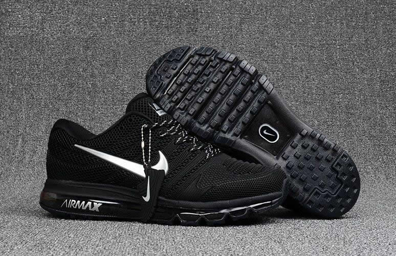new product 93038 0ace6 Cheap Nike AirMax2017 Mens Black