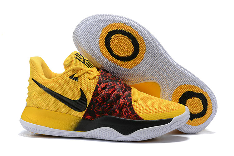 half off deeee c7eec Cheap Nike Kyrie 4 Low Yellow Black Red PE - Cheap Nike Air ...