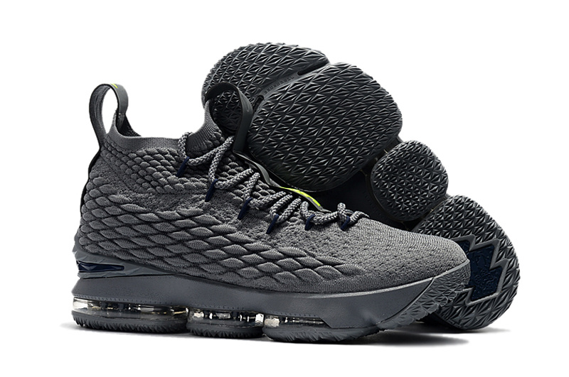 Cheap Nike LeBron 15 Wolf Grey For Sale