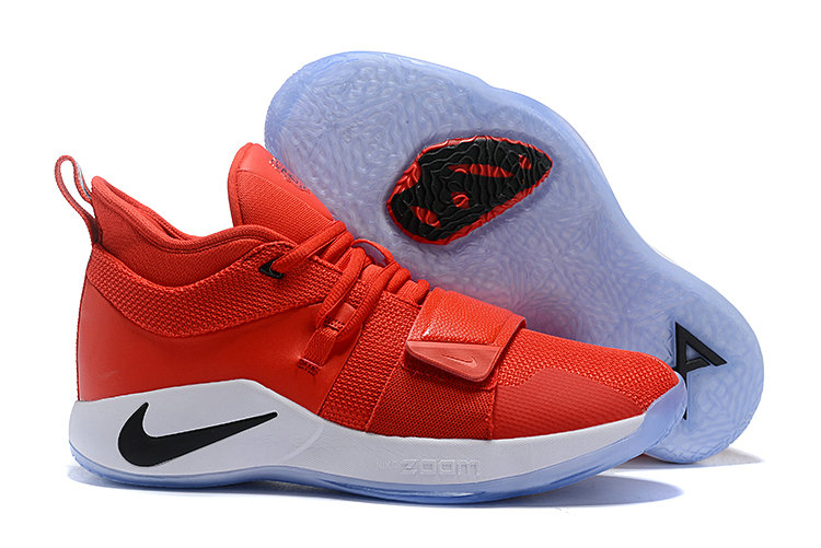 18c6647e9a47 Cheap Nike PG 2.5 EP Basketball Red Black White - Cheap Nike Air ...